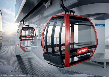 SkiWelt Hopfgarten-Itter: Neue Salvistabahn Itter
