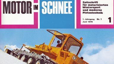 Motor im Schnee / Mountain Manager: 50 Jahre Jubiläum