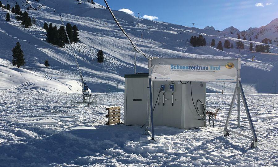LH Günther Platter Statement zum Schneekompetenzzentrum Tirol
