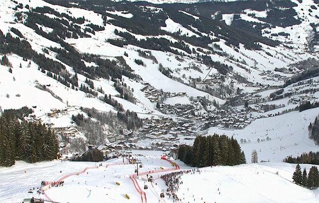 Saalbach: Ski WM 2025 einen Schritt näher gekommen