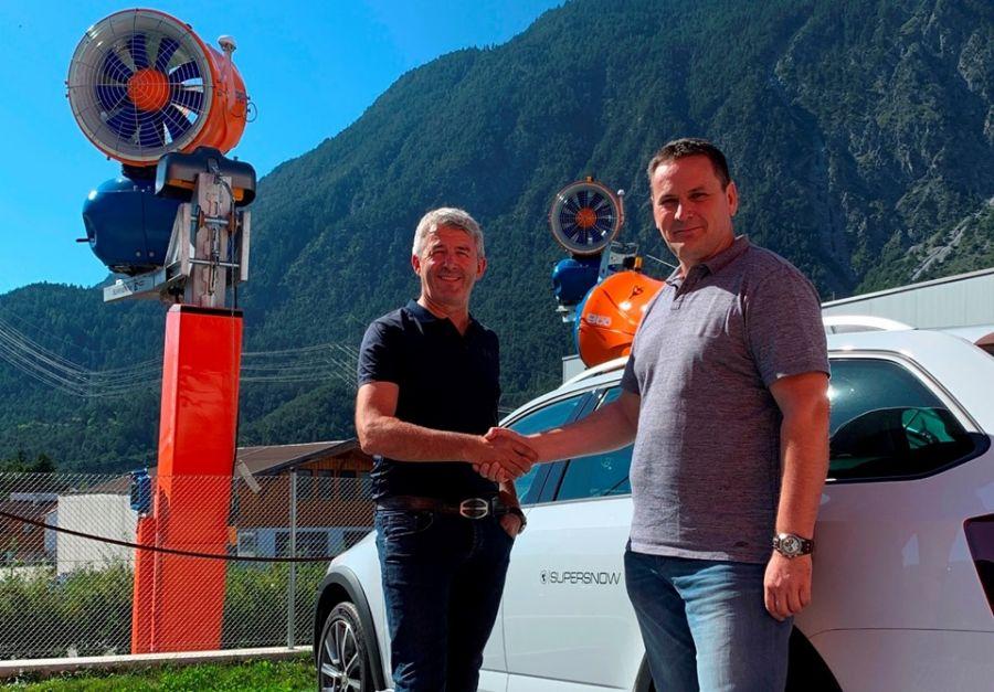 Supersnow: Mario Egger übernimmt Vertrieb in Oberbayern und Südtirol