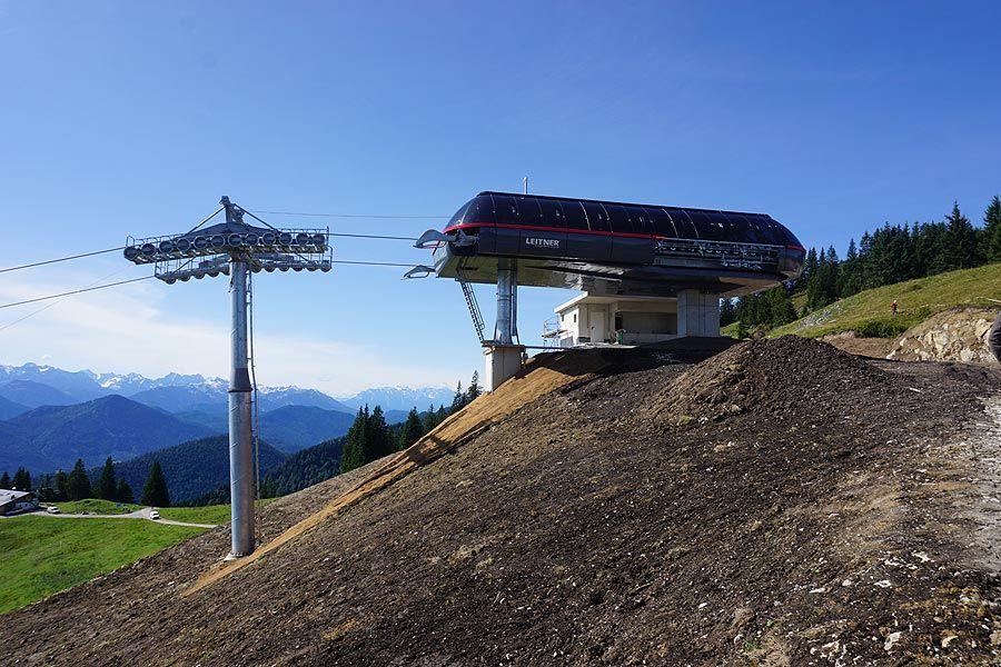 Klenkhart & Partner: Projektumsetzung Brauneck Bergbahn
