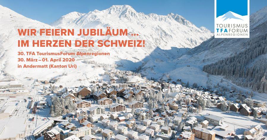 Tourismusforum Alpenregionen 2020 rückt näher und nimmt Form an