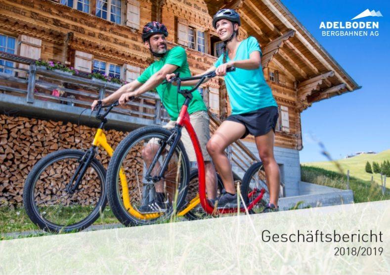Bergbahnen Adelboden AG schreibt Rekordumsatz