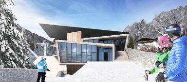 "Cortina d´Ampezzo: Neue SEILBAHN ""FRECCIA NEL CIELO"""