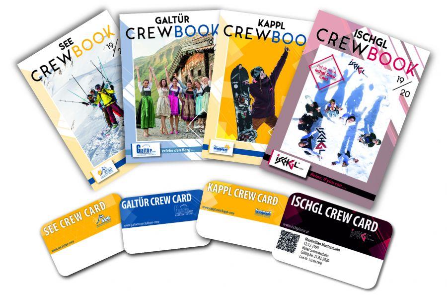 Paznaun – Ischgl sorgt mit CREW Cards für höhere MitarbeiterInnenbindung
