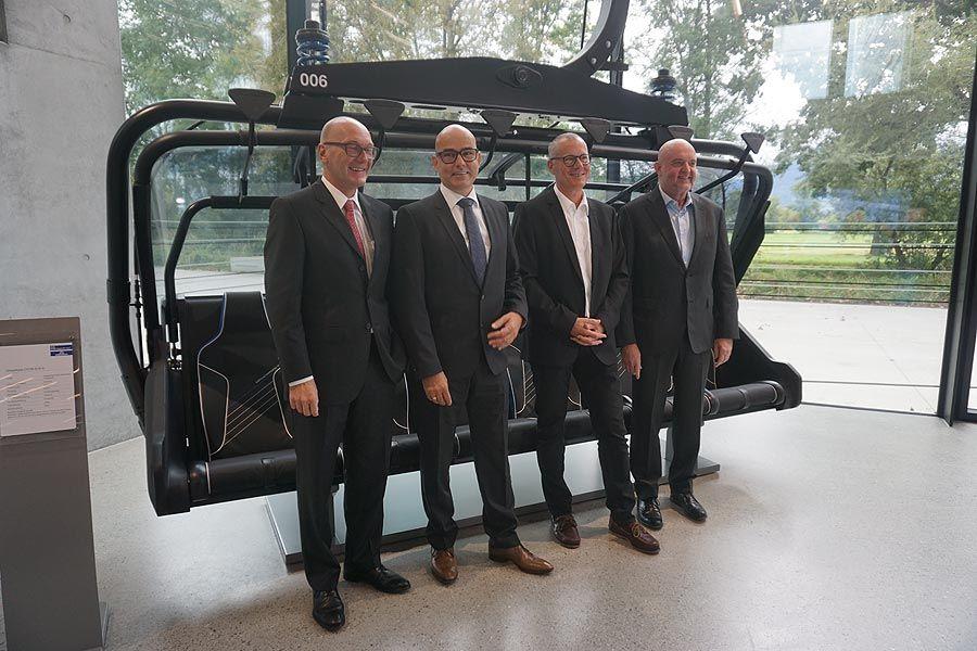 Doppelmayr Holding SE mit Rekordumsatz von 935 Mio. Euro