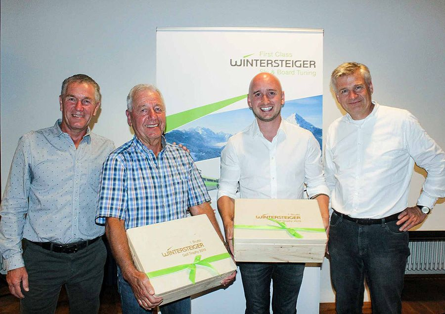 16. Wintersteiger Golf-Trophy