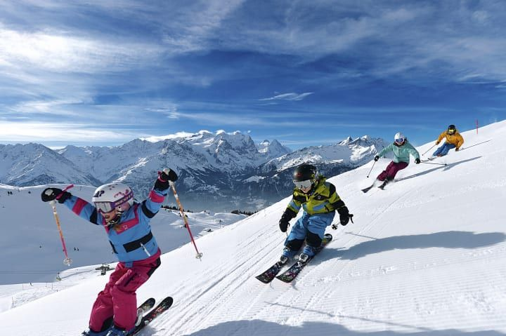 Schweiz Tourismus wiederholt die Aktion «Kids4Free»