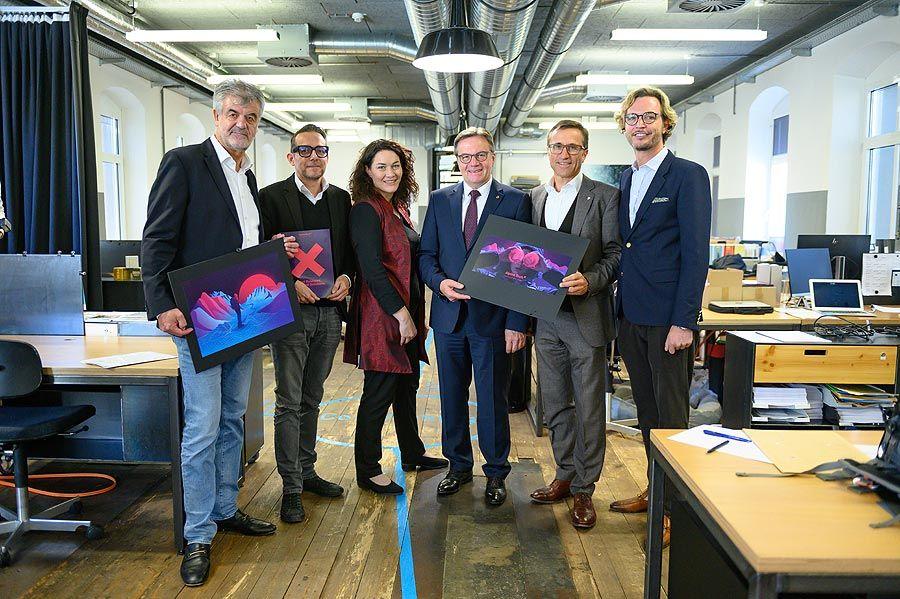 Tirol: Zentrum für Alpine Technologien in Wattens eröffnet