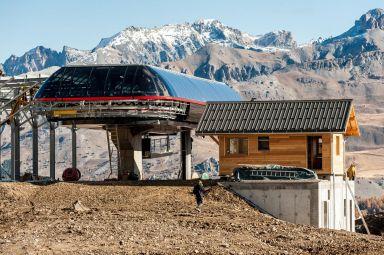 Vars la Forêt Blanche: Neue Kombibahn