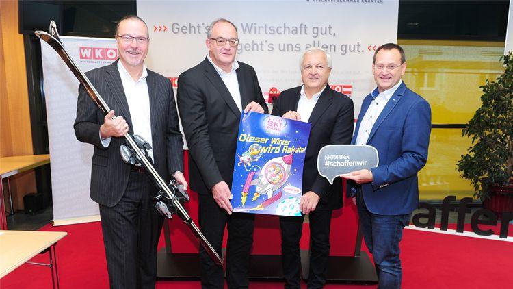 Kärntner Seilbahnen: Investitionsplus für Winterspaß