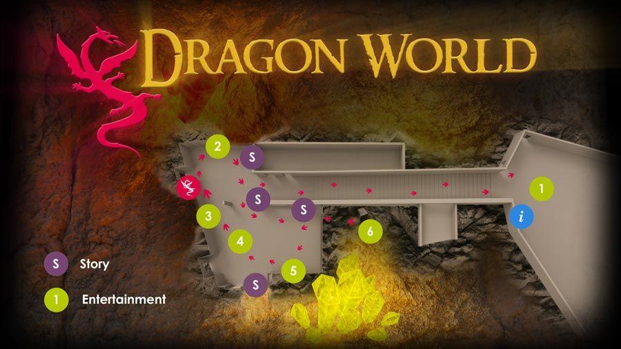 «Dragon World»- Der Drache aus der Pilatus-Sage lebt