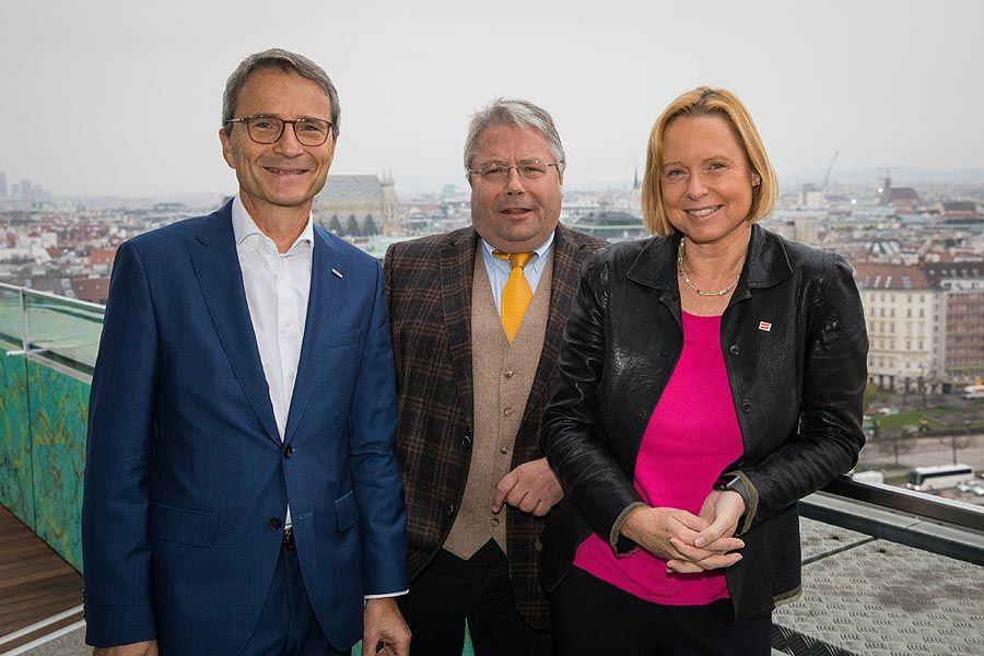 Österreich Werbung und Seilbahnen sind optimistisch für den Winter 2019/20