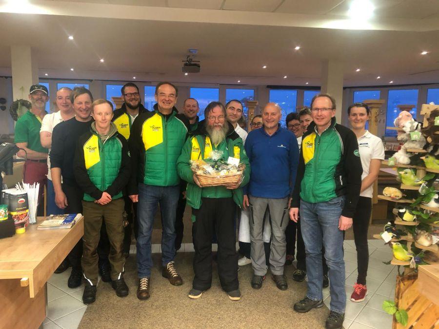 Franz Putre: 43 Dienstjahre am Dachstein-Gletscher