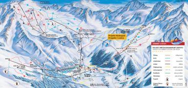 Sulden: Hintergratbahn & Skipiste Gran Zebru