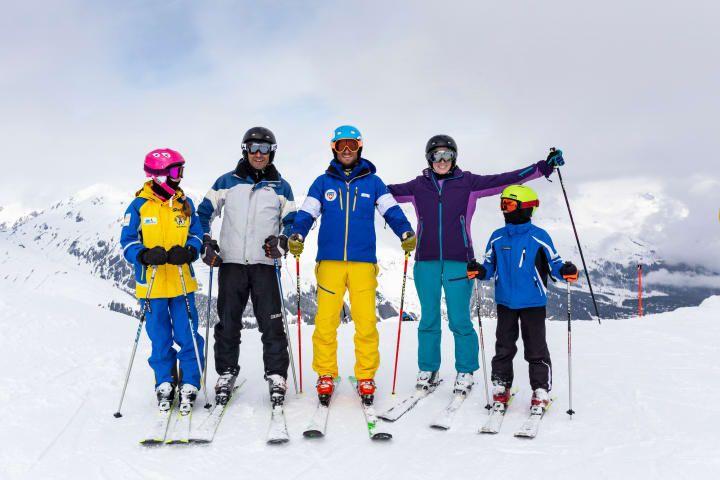 """Graubünden: """"Skeacher"""", der Skilehrer für Spontane"""