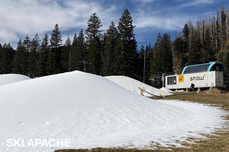 TechnoAlpin: Deutliche Erfolge für die Snowfactory