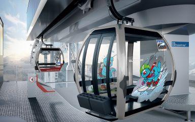 Aletsch Arena : Der neue ÖV-Hub in Fiesch ist eröffnet