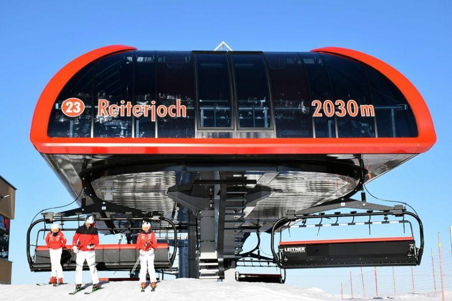Obereggen-Latemar: Der neue Reiterjoch-Lift
