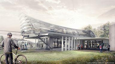 Skirama Kronplatz: Projekt Olang 1+2
